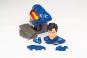 3D-Puzzle »Superman«. Bild 6