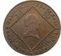 4er Set Bronzemünzen Kreuzer Franz II. und I. Bild 6