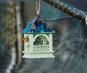 Hängendes Vogelhäuschen »Gartenlaube«. Bild 6