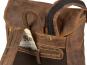 Klassischer Rucksack »Vintage«. Bild 6
