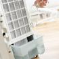 Tragbarer Verdampfungskühler. Bild 6