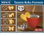 4 Ausstecher für Tassenkekse. Bild 7