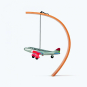 Balancespiel »Kreisel«. Bild 7