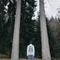 Großer Rucksack »Stig«, grau. Bild 7