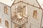 Holzbausatz »Puppenhaus«. Bild 7