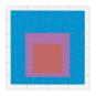 MoMA-Holzpuzzle-Set »Josef Albers«. Bild 7